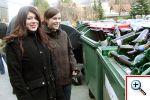 Richtige Abfalltrennung