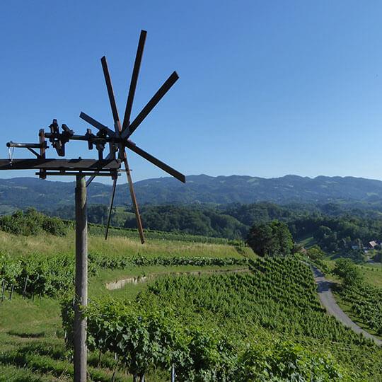 2.2 Die Gliederung der Steiermark